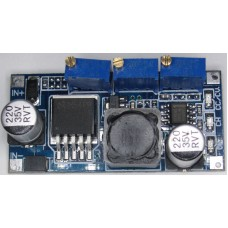 LM2596cc-cv; плата стаб. вх.7-35v вых. 1.2-30V  2A