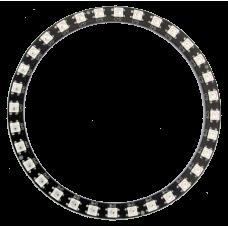 RGB кольцо адресное 100/83мм 35LED ws2812b