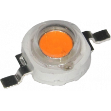 FITO LED 3W 45mil 400-660nm Красно-синий/ 3-3.6V