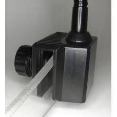 Пластиковый держатель гусиной шеи для стекла (аквариума) с кабелем и выключателем