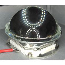 Линза 57мм 60° для светодиодных массивов 20-100Вт