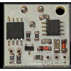 LedDmr3 ШИМ-Регулятор яркости ступенчатый.