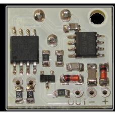 LedDmr3b ШИМ-Регулятор яркости ступенчатый.