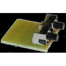 LedDmr5 ШИМ-Регулятор яркости ступенчатый. Для драйверов LedDrv23, LedDrv25