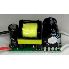 Драйвер для светодиодных модулей Драйвер 220В; 10Вт (9-12V, 900mA)