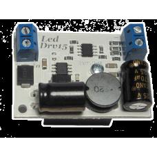LedDrv15v2 (2.8A) Импульсный драйвер для светодиодов MC-E, XM-L и  P7