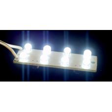 LedDrv8 Светодиодный модуль с 8шт яркими белыми светодиодами.
