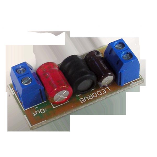 LedDrv5 Недорогой импульсный драйвер 0,35А