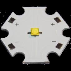 Cree XB-D белый светодиод  на подложке Star
