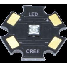 Cree XT-E ARY STAR  светодиод  на подложке цвет: глубокий синий (royal blue)