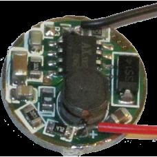 AX2002-10-1 Драйвер для фонарика импульсный 1А, 1 режим