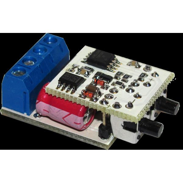 LedDrv23bt (1A, 1.4A, 2.1A) Импульсный драйвер с ступенчатой регулировкой яркости