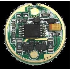 FLRR-28-5 (2.8A 5режимов с памятью). Импульсный драйвер для фонарика